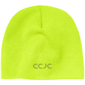 CCJC embroidered CP91 100% Acrylic Beanie