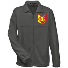 Wicked Jeeps NM embroiderd M990 Harriton Fleece Full-Zip