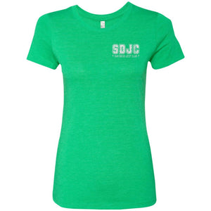 SDJC NL6710 Ladies' Fitted Triblend T-Shirt