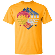 Colorado Combat Jeepers CO Flag G200 Gildan Ultra Cotton T-Shirt