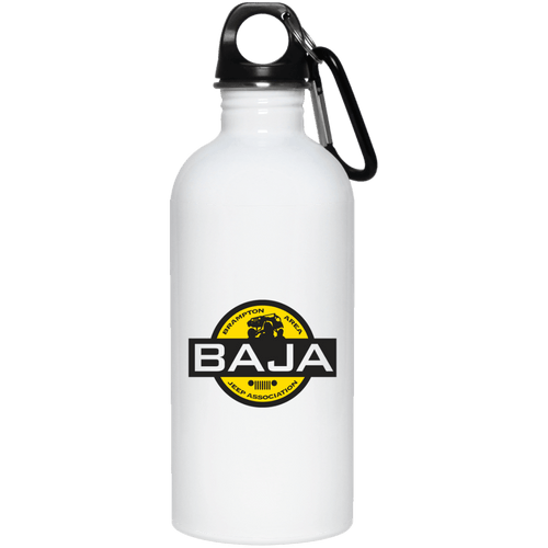 BAJA 23663 20 oz. Stainless Steel Water Bottle