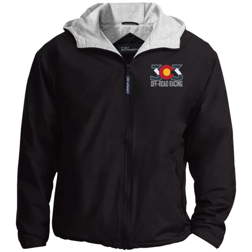 303 Off-road Racing embroidered logo JP56 Port Authority Team Jacket