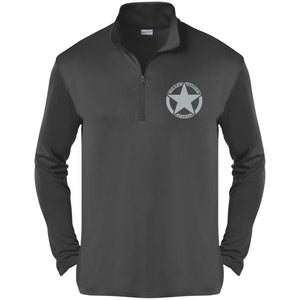 Colorado Combat Jeepers embroidered logo ST357 Sport-Tek Competitor 1/4-Zip Pullover