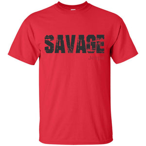 Savage Jeeps G200 Gildan Ultra Cotton T-Shirt