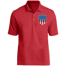 American Off-Road embroidered logo K110 Port Authority Dry Zone UV Micro-Mesh Polo