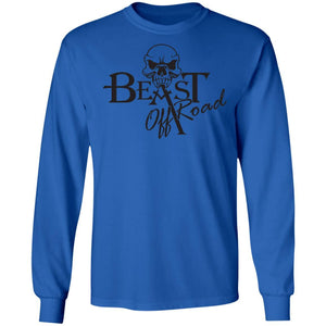 Beast Off-Road G240 Gildan LS Ultra Cotton T-Shirt