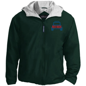 Red Rock Crawlers embroidered logo JP56 Port Authority Team Jacket