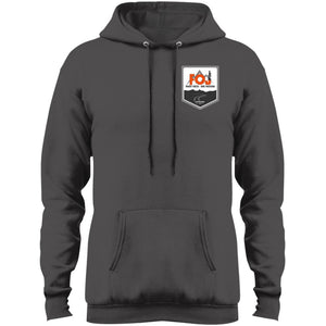 FOJ 2-sided print PC78H Port & Co. Core Fleece Pullover Hoodie