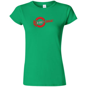 The Edge G640L Gildan Softstyle Ladies' T-Shirt