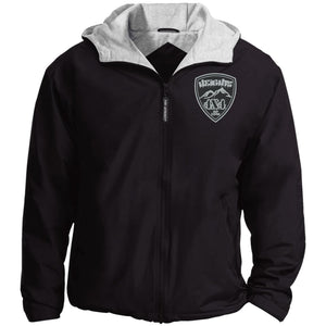 Heights 4x4 embroidered logo JP56 Port Authority Team Jacket