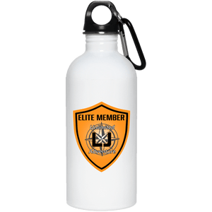 ULJA Elite Member 23663 20 oz. Stainless Steel Water Bottle