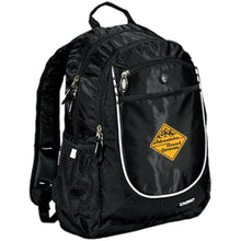 Adventure Bound Offroad gold embroidered logo 711140 OGIO Rugged Bookbag
