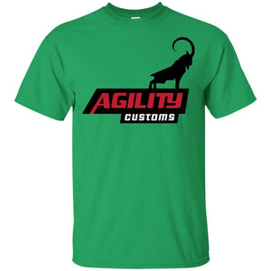 Agility Customs G200B Gildan Youth Ultra Cotton T-Shirt