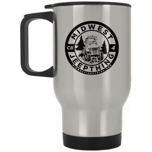 MWJT XP8400S Silver Stainless Travel Mug