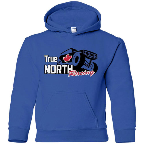 True North Racing G185B Gildan Youth Pullover Hoodie