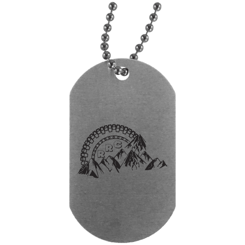 Rockland Rock Crawlers UN4004 Silver Dog Tag