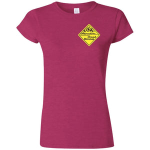 Adventure Bound Offroad 2-sided print G640L Gildan Softstyle Ladies' T-Shirt