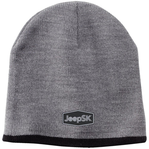 JEEP SK embroidered logo CP91 100% Acrylic Beanie