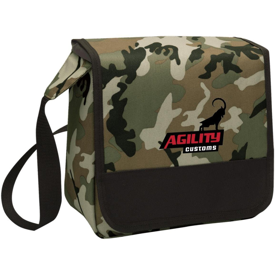 Agility Customs BG753 Port Authority Lunch Cooler