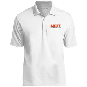 Neff Motorsports embroidered K110 Port Authority Dry Zone UV Micro-Mesh Polo