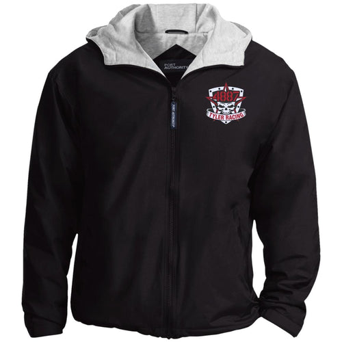 Tyler Racing embroidered JP56 Port Authority Team Jacket
