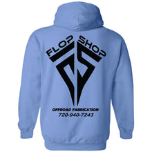 Flop Shop 2-sided print G185 Gildan Pullover Hoodie 8 oz.