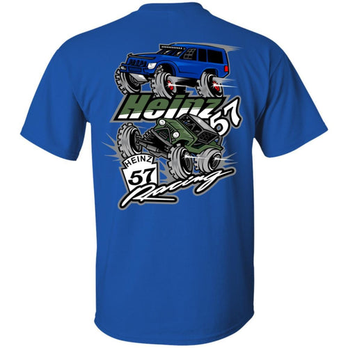 H57 Racing 2-sided print G200 Gildan Ultra Cotton T-Shirt