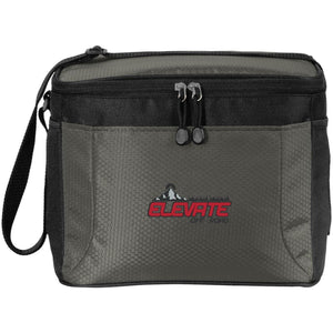 Elevate Off-Road embroidered logo BG513 12-Pack Cooler
