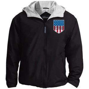 American Off-Road embroidered logo JP56 Port Authority Team Jacket