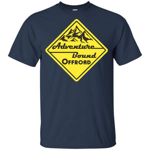 Adventure Bound Offroad G200B Gildan Youth Ultra Cotton T-Shirt