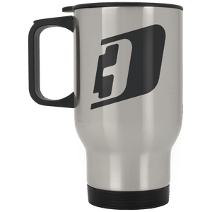 D3 Offroad XP8400S Silver Stainless Travel Mug