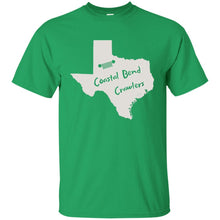 Coastal Bend Crawlers light logo G200 Gildan Ultra Cotton T-Shirt