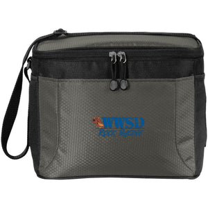 WWSD embroidered logo BG513 12-Pack Cooler