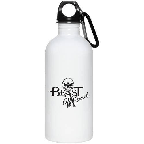 Beast Off-Road 23663 20 oz. Stainless Steel Water Bottle