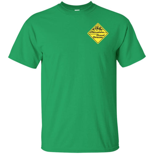 Adventure Bound Offroad 2-sided print G200 Gildan Ultra Cotton T-Shirt