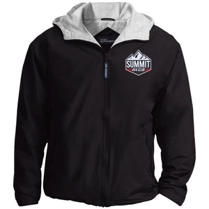 Summit 4x4 embroidered logo JP56 Port Authority Team Jacket