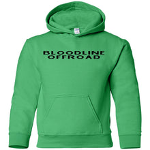 Bloodline Offroad G185B Gildan Youth Pullover Hoodie