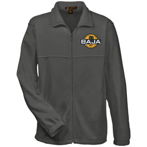 BAJA embroidered logo M990 Harriton Fleece Full-Zip