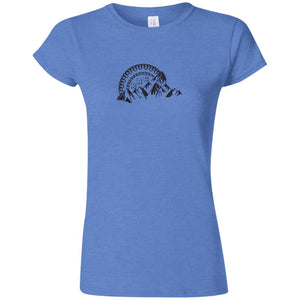 Rockland Rock Crawlers G640L Gildan Softstyle Ladies' T-Shirt