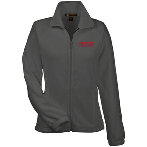 Tacitus MFG embroidered M990W Harriton Women's Fleece Jacket