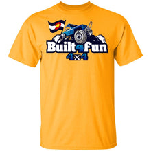 Built4Fun blue G500 Gildan 5.3 oz. T-Shirt
