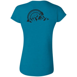 RRC 2-sided print G640L Gildan Softstyle Ladies' T-Shirt