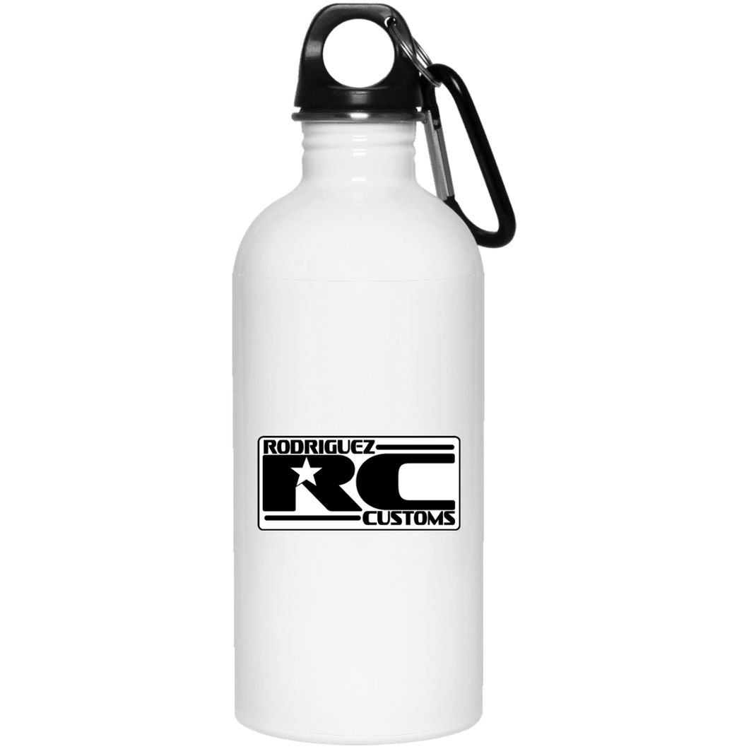 Rodriguez Customs 23663 20 oz. Stainless Steel Water Bottle