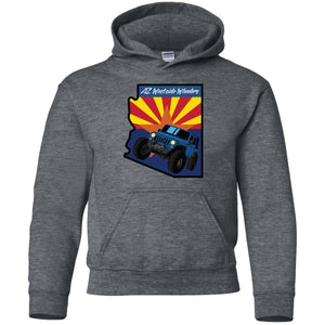 AZ Westside Wheelers G185B Gildan Youth Pullover Hoodie
