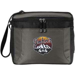 John's 4x4 embroidered BG513 12-Pack Cooler