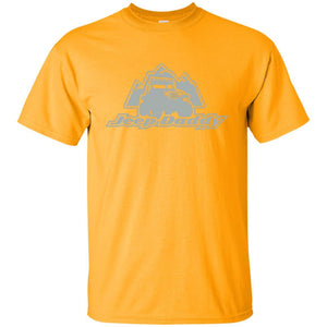 JeepDaddy (grey logo) G200B Gildan Youth Ultra Cotton T-Shirt