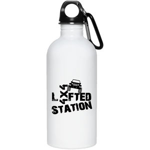 Lifted Station 23663 20 oz. Stainless Steel Water Bottle