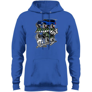 H57 Racing PC78H Port & Co. Core Fleece Pullover Hoodie