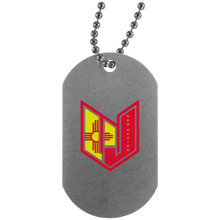Wicked Jeeps NM UN4004 Silver Dog Tag