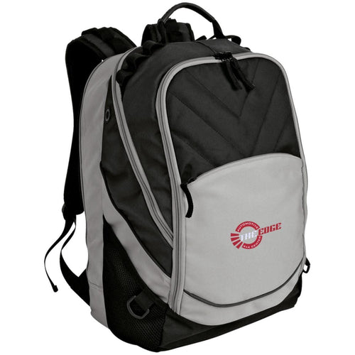The Edge Automotive embroidered BG100 Port Authority Laptop Computer Backpack
